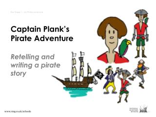 Captain Plank's  Pirate Adventure