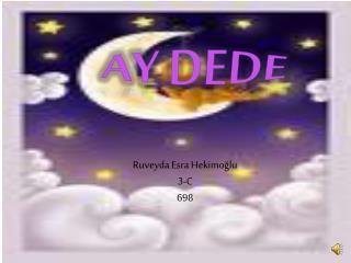 Ruveyda Esra Hekimoğlu 3-C 698