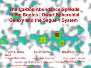 The Carbon Abundance Spreads  in the Bootes I Dwarf Spheroidal Galaxy and the Segue 1 System