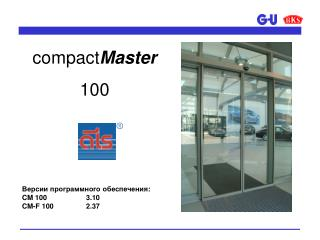 compact Master 100