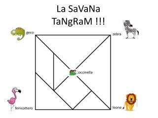 La  SaVaNa TaNgRaM  !!!