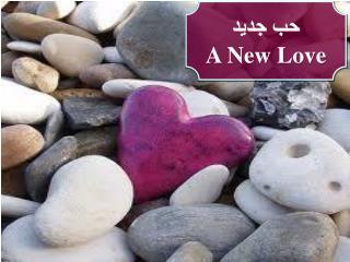 حب جديد A New Love