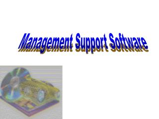 Management Support Software