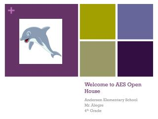 Welcome to AES Open House