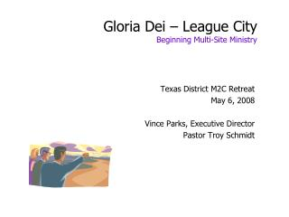 Gloria Dei – League City Beginning Multi-Site Ministry