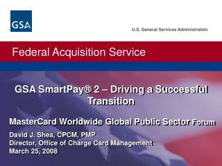 MasterCard Worldwide Global Public Sector Forum