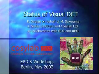 Status of Visual DCT
