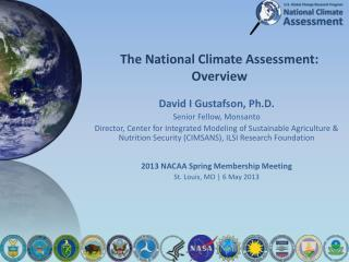 The National Climate Assessment: Overview