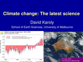Climate change: The latest science