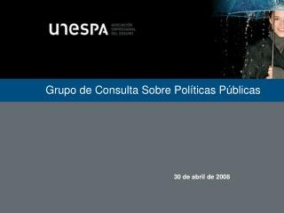 Grupo de Consulta Sobre Políticas Públicas
