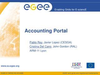 Accounting Portal