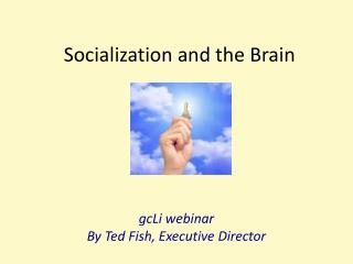 Socialization and the Brain