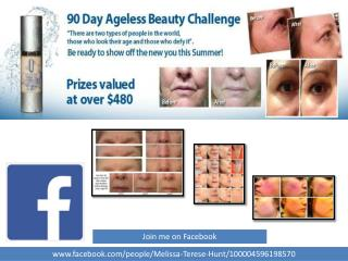 90 day ageless beauty challenge