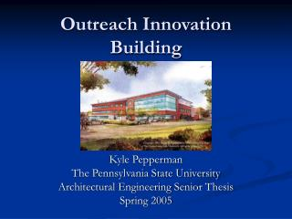 Outreach Innovation Building