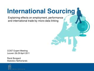 International Sourcing
