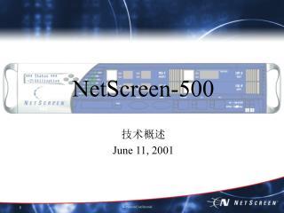 NetScreen-500