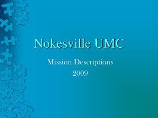 Nokesville UMC
