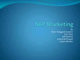 NFP Marketing