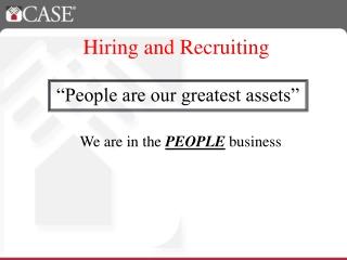 Job  or   a career