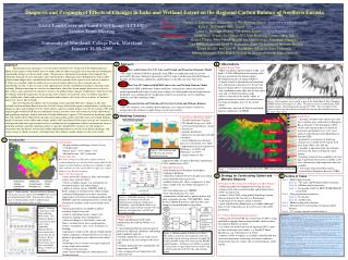 NASA Land-Cover and Land-Use Change (LCLUC) Science Team Meeting
