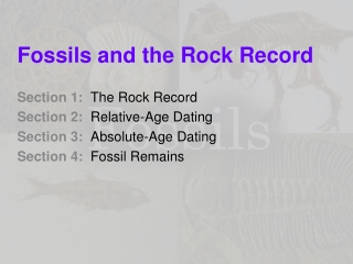 Chapter 9  Precambrian Earth and Life History   The Proterozoic