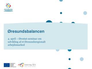 Øresundsbalancen