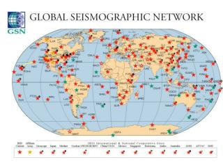 GSN Map