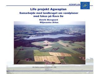 Udfordringer for miljømyndighed og landbrug