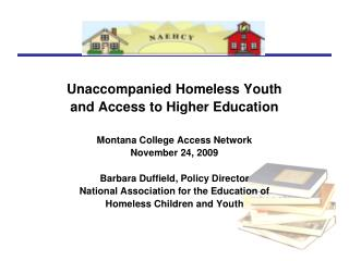 Why are Youth Homeless and  on Their Own?