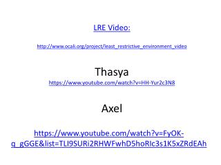 https:// youtube/watch?v=FyOK-q_gGGE&list=TLI9SURi2RHWFwhD5hoRIc3s1K5xZRdEAh