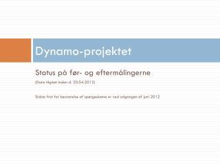 Dynamo-projektet