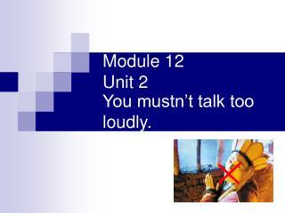 Module 12 Unit 2