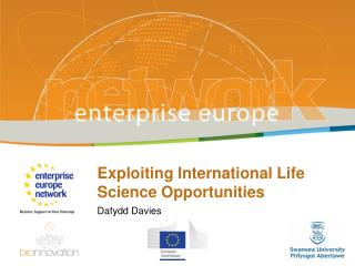 Exploiting International Life Science Opportunities