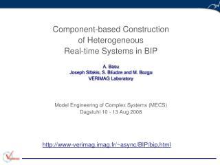 www-verimag.imag.fr/~async/BIP/bip.html