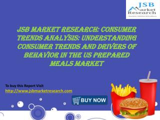 JSB Market Research: the US Prepared Meals Market