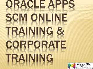 oracle apps scm online training in sweden