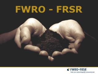 FWRO - FRSR