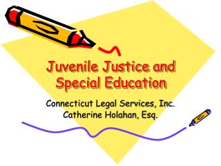 Juvenile Justice and Special Education