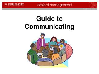 Guide to Communicating