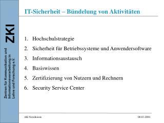 AK Netzdienste