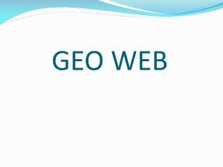 GEO WEB