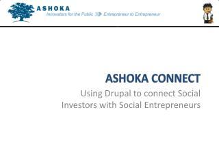 Ashoka Connect