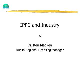 IPPC and Industry