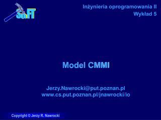 Model CMMI
