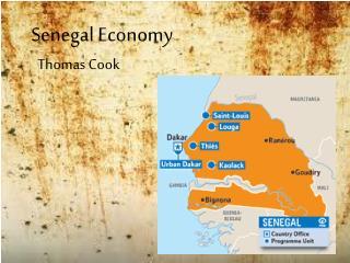 Senegal Economy