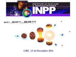 CRP,  13-16 December 2011