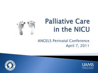 Palliative Care  in the NICU
