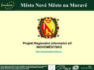 Město Nové Město na Moravě