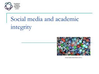 Social media and academic integrity