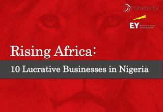Rising Africa - 10 Lucrative Businesses in Nigeria